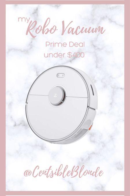 Robo vacuum. White vacuum. High rated robo vacuum   http://liketk.it/3i9HH #liketkit @liketoknow.it #LTKhome #LTKsalealert #LTKfamily