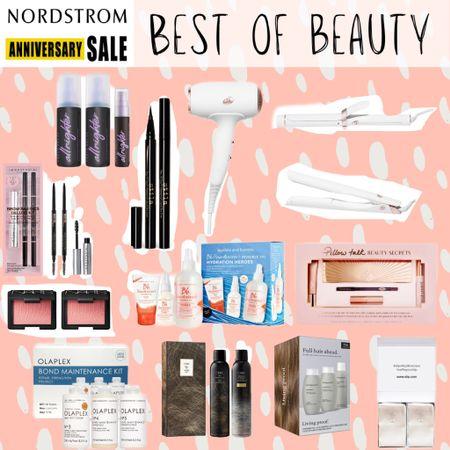 NSale Nordstrom anniversary sale affordable beauty skincare hair care makeup  #LTKsalealert #LTKunder100 #LTKbeauty