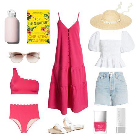 All the summer vibes!!     #LTKswim #LTKstyletip #LTKSeasonal