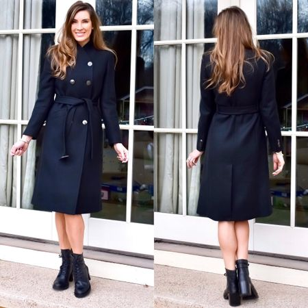 The versatility of a trench coat is unmatched. They're the perfect outerwear piece for the fall time and are a great go-to for those who work in an office or more formal work setting. Check out some of my favorite trench coat pieces linked! | #fallouterwear #falloutfits #falljackets #trenchcoats #fallcoats #popularjackets #populartrenchcoats #JaimieTucker  #LTKstyletip #LTKSeasonal #LTKworkwear