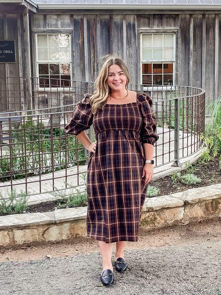 Falling for the sale on sale action. Linked the black version of the dress and other favorite for you ♥️   #LTKcurves #LTKSeasonal #LTKsalealert