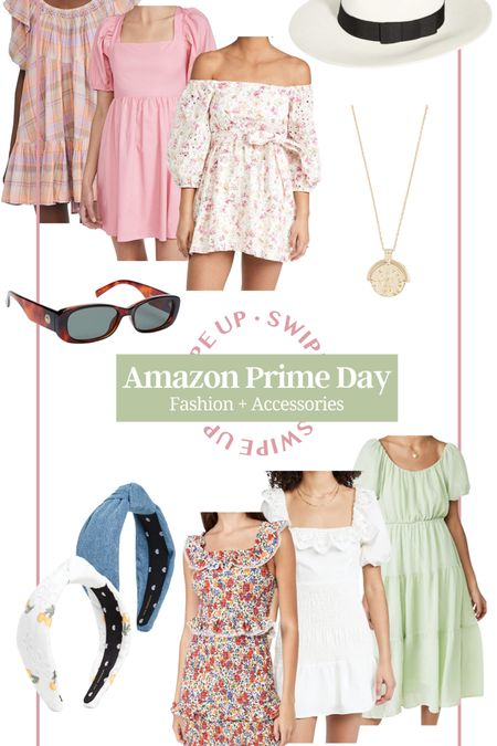 Amazon prime day 2021! Amazon prime sale amazon discount amazon day free people dress fashion headband wayf dress mink pink dress astr dressy gold necklace Leo sadoughi le specs sunglasses women's sunglasses women's fashion summer dress spring fashion summer accessories brixton hat beach hat gift for her gift for mom date night outfit girls night outfit #LTKsalealert #LTKunder100 #LTKstyletip http://liketk.it/3i3tv #liketkit @liketoknow.it