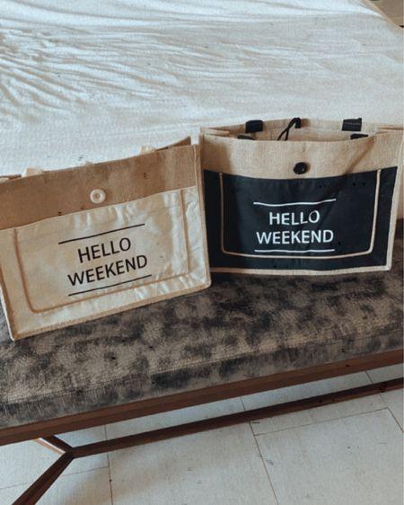 Weekend bag travel bag Beach bag  #liketkit @liketoknow.it http://liketk.it/3hVfn #LTKitbag #LTKtravel #LTKswim