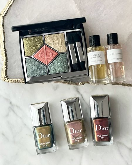 New Dior Fall Makeup Collection.   #LTKbeauty