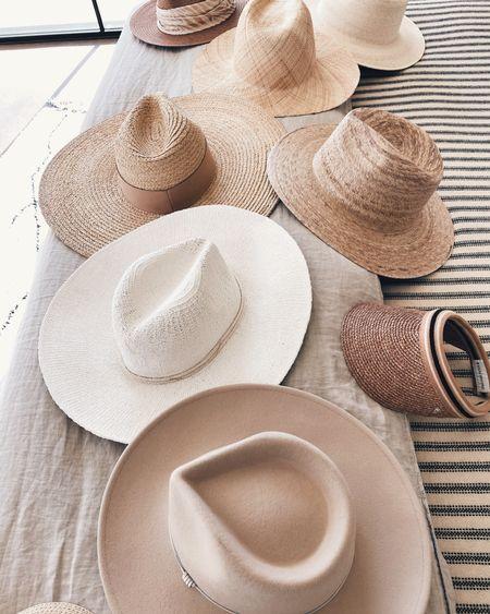 Summer hat roundup, vacation, summer outfit, stylinbyaylin   #LTKstyletip #LTKtravel #LTKswim