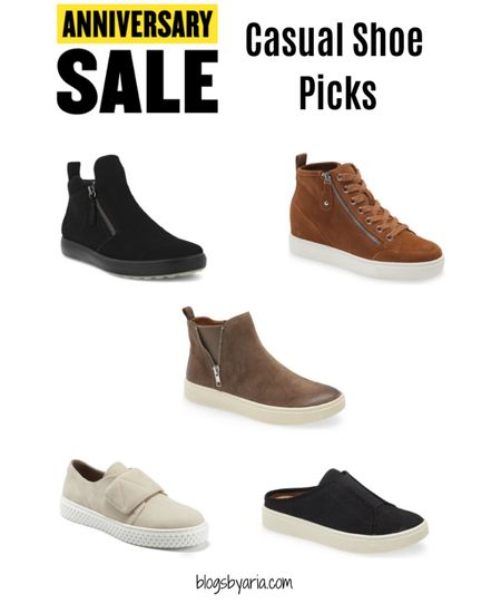 Nordstrom Anniversary Sale casual shoe picks like these sneaker wedges I have that are so cute and comfortable casual sneakers   #LTKstyletip #LTKshoecrush #LTKsalealert