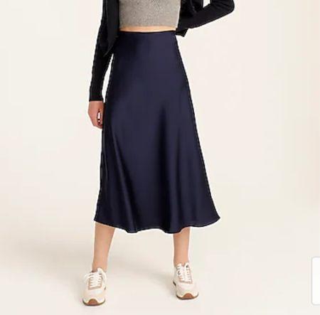 Pull on slip skirt   #LTKSeasonal #LTKHoliday #LTKunder100