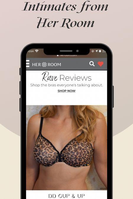 Bras, undies, swimwear and intimates on sale at Her Room!   #LTKcurves #LTKstyletip #LTKsalealert