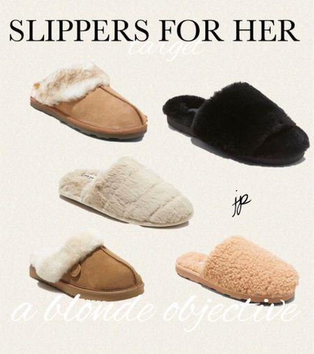 #giftsforher #slippers #target   #LTKshoecrush #LTKunder100 #LTKGiftGuide