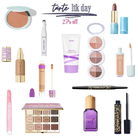 SHOP 25% off Tarte Cosmetics! Use Discount code LTK25! Download the LIKEtoKNOW.it shopping app to shop this pic via screenshot!   Screenshot this pic to get shoppable product details with the LIKEtoKNOW.it shopping app #LTKbeauty #LTKstyletip #LTKsalealert #liketkit @liketoknow.it.home @liketoknow.it  #ltkday http://liketk.it/3hyJ6