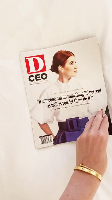 Honored to be on the cover of D CEO magazine! Linking mine and the kids looks below. Birdies outfit is old, Bizzy's top is sold out- linking similars.   #LTKworkwear #LTKstyletip #LTKkids
