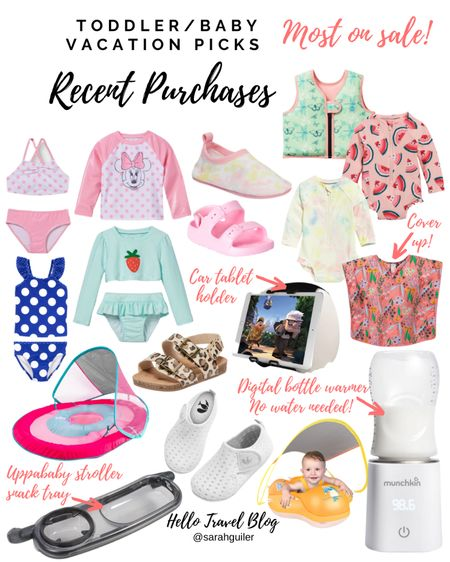 Target style. Target toddler girl outfit. Toddler outfit. Target swim. Target finds. Baby girl. Girl toddler. Toddler swimsuit. Toddler summer outfit. Toddler beach. Beach vacation. Family vacation. Memorial Day outfit.  Old navy. Baby swimsuit. Baby pool float. Toddler swim float. Uppababy stroller accessories. Baby sandals. Toddler sandals. Baby beach shoes. Baby swim shoes. @liketoknow.it @liketoknow.it.family http://liketk.it/3gheu #liketkit #LTKfamily  #LTKtravel #LTKbaby
