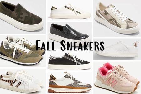 A few of my favorite sneakers for fall 🍁👟   http://liketk.it/2XI7Y #liketkit @liketoknow.it