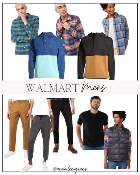 Walmart fashion men's, menswear, men's clothing   #LTKunder50 #LTKmens #LTKstyletip