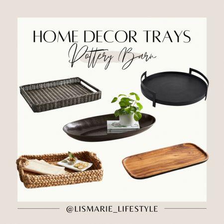 http://liketk.it/3nFZz  #potterybarn #homedecor #neutralhomedecor #decorativetrays #fallhomedecor   #LTKhome #LTKSeasonal