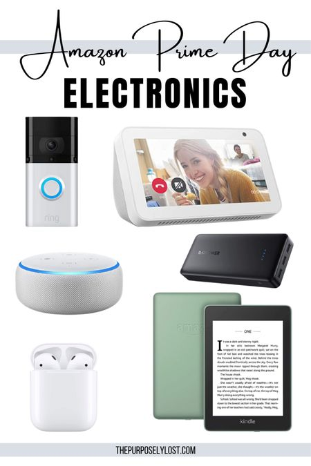 Have you started shopping the Amazon Prime Day deals yet?!   These are my favorite on-sale picks for electronics!   http://liketk.it/2YFmU  #liketkit @liketoknow.it
