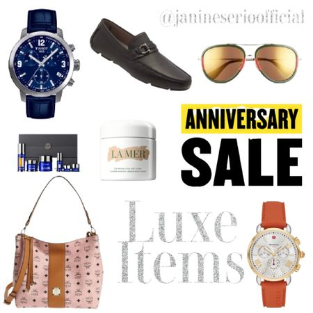 Today is feeling like a really great day to treat yourself to some amazing #luxe items from the #nsale!   #LTKbeauty #LTKstyletip #LTKmens
