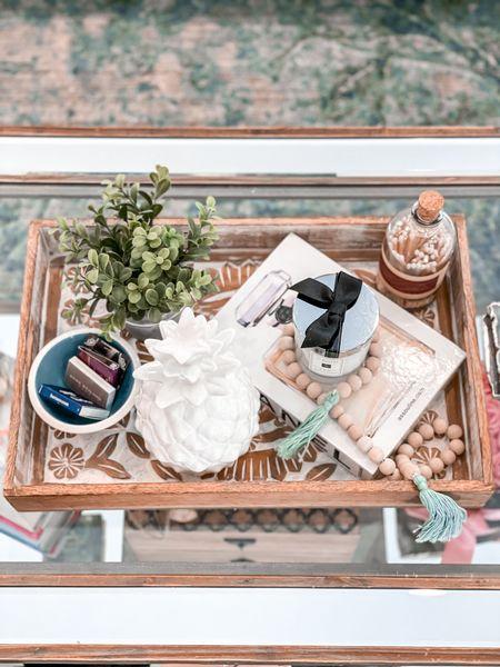 Home decor • Living room • Walmart finds • Coffee table decor   #LTKfamily #LTKhome #LTKstyletip