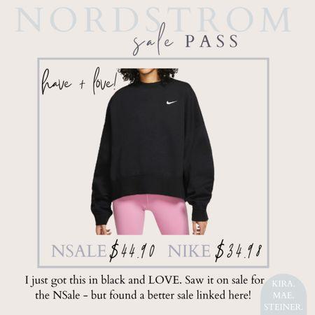 nordstrom sale // anniversary sale // nsale // nike // nike sale // fall staple // fall fashion // loungewear   #LTKunder50 #LTKsalealert #LTKstyletip