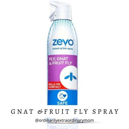 Killed almost every gnat in one evening - gnat/fly/fruit fly spray   #LTKunder100 #LTKhome