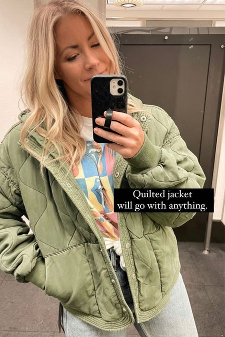 Everyone needs a jacket like this! Pair it with jeans and a tee or leggings - so versatile! Still in stock in a bunch of sizes! Nsale, Nordstrom   #LTKsalealert #LTKunder100 #LTKstyletip