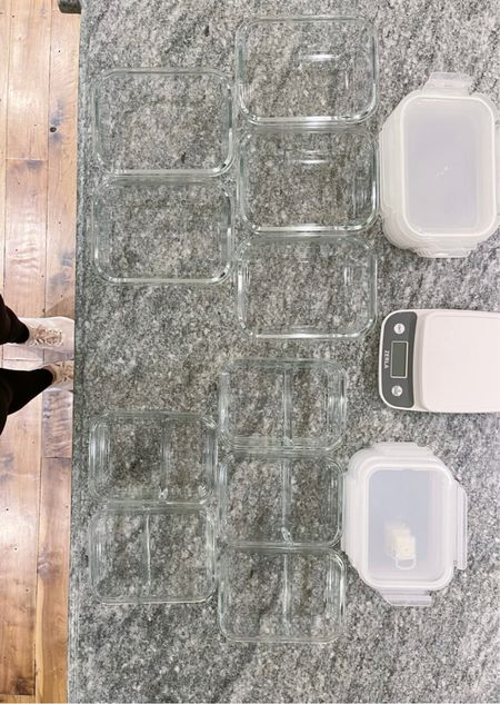 For meal prepping this time around, I researched food containers and found great options on Amazon. Also love this food scale! #mealprep #mealprepping #foodscale #mealprepcontainers #organization  #LTKhome