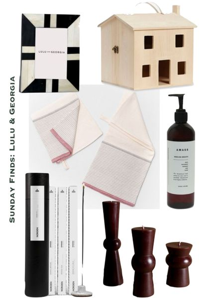 Gift guide for you or them. Incense burner, chic candles and doll house and of course fancy hand Sanitizer http://liketk.it/31OBs #liketkit @liketoknow.it Follow me on the LIKEtoKNOW.it shopping app to get the product details for this look and others