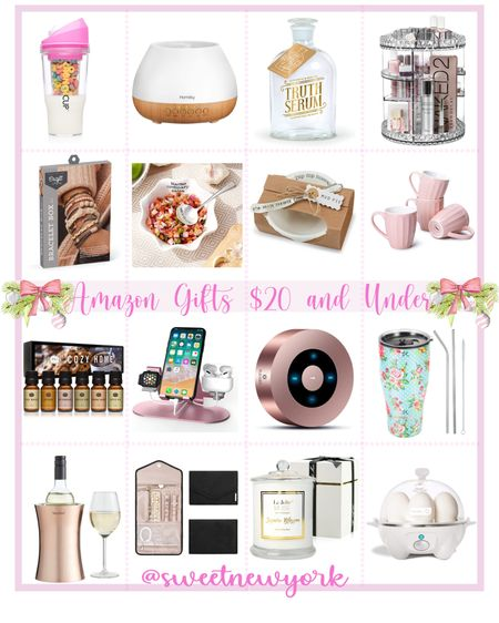 Amazon finds holiday gift guide gifts for everyone gifts for home $20 and under http://liketk.it/30C1I #liketkit @liketoknow.it #LTKhome #LTKfamily #LTKunder50