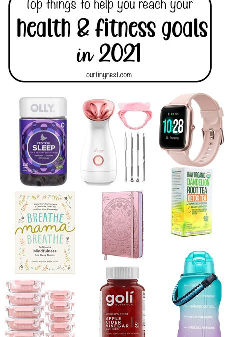 My top picks to help you reach your health and fitness goals in 2021! Happy new year!   http://liketk.it/35ZYN #liketkit @liketoknow.it   #LTKfit #LTKhome #LTKunder100