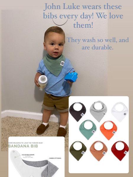 Toddler/ baby bibs we use every single day! http://liketk.it/3fHm8 @liketoknow.it #liketkit #LTKbaby #LTKkids #LTKsalealert