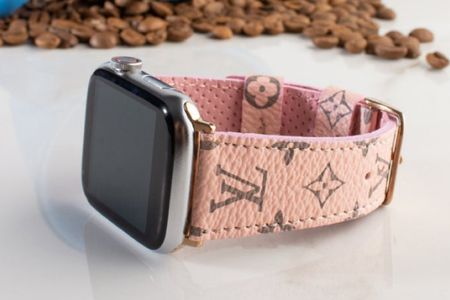Here's a fab repurposed designer Apple Watch band ! So cute and it's under $70!  #LTKfit #LTKstyletip #LTKunder50