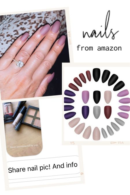 http://liketk.it/3d9zs #liketkit @liketoknow.it #ltkunder20 #amazon #nails #ltkbeauty