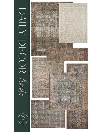 New rug collection I'm loving!   #LTKhome