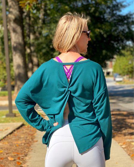 Comfy fitness gear is my favorite Sunday wear http://liketk.it/2Z38L  #LTKfit #liketkit @liketoknow.it  #LTKunder50