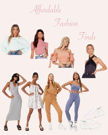 Affordable fashion finds from Nasty Gal and Missguided!!   #LTKstyletip #LTKsalealert #LTKunder50