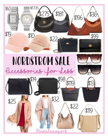 Rounding up some Nordstrom #NSALE handbag and accessory picks and Amazon looks for less   #LTKsalealert #LTKunder100 #LTKitbag