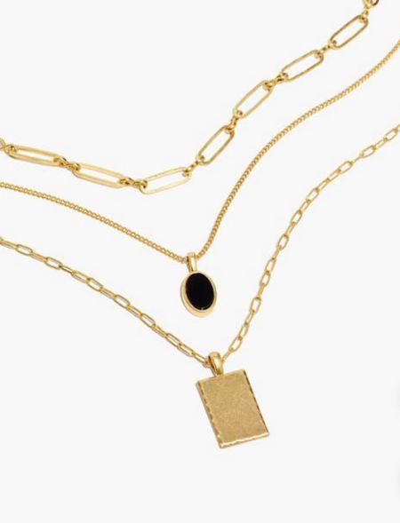 Necklace On Sale  #LTKunder50 #LTKSale #LTKworkwear
