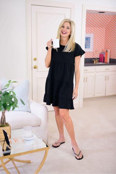Perfect summer dress under $20! Wearing a size S.     #LTKunder50 #LTKSeasonal #LTKstyletip