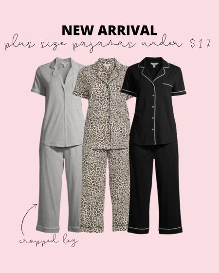 The perfect Mother's Day gift to yourself? Cute, comfortable plus size pajamas! These are under $20 and are available in sizes S-5X.   #LTKcurves #LTKstyletip #LTKunder50