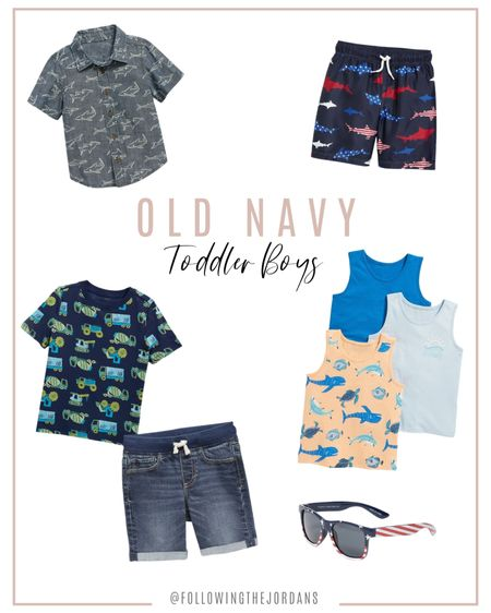 Old Navy has some cute boy essentials for summer! Bathing suits, tanks and shorts! http://liketk.it/3gbkd #liketkit @liketoknow.it #LTKstyletip #LTKkids #LTKfamily Follow me on the LIKEtoKNOW.it shopping app to get the product details