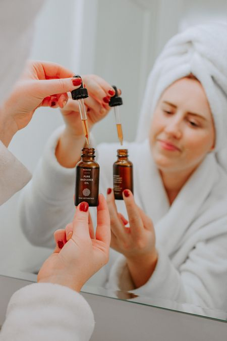 True Botanicals is having their BIGGEST Sale of the year, get that healthy glow with their Pure Radiance Facial Oil and Renew Cleanser.  #cleanbeauty #nontoxiclifestyle #sale #cleanbeautyrevolution #truebotanicals  #LTKbeauty #LTKgiftspo #LTKsalealert