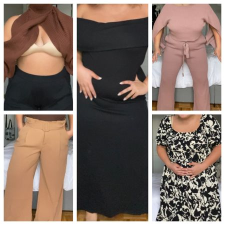 """Items from my """"realistic"""" eloquii haul - size 14/16 or 16 in all of these http://liketk.it/3dU7N #liketkit @liketoknow.it"""