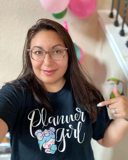 I'm a Planner Girl... are you!?  Loving my new Shirt! 🥰     #LTKunder50 #LTKstyletip #LTKhome