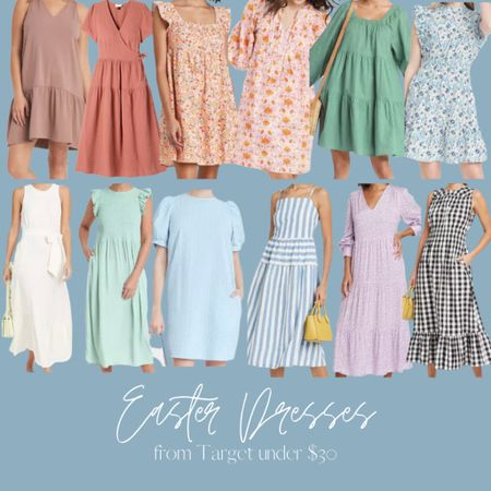 Easter Dresses from #Target for under $30 http://liketk.it/3bsFG #liketkit @liketoknow.it  #LTKunder50 #LTKsalealert #targetstyle #easterdresses #targetfashion Shop my daily looks by following me on the LIKEtoKNOW.it shopping app