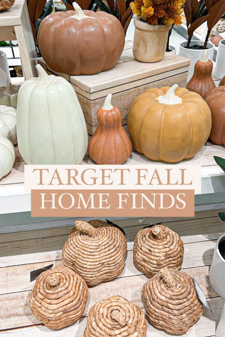 Target fall home decor finds  #target #fall #laurabeverlin