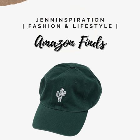 Green dad hat with cactus logo. Casual and cool look http://liketk.it/3gJbS #liketkit @liketoknow.it You can instantly shop my looks by following me on the LIKEtoKNOW.it shopping app #LTKDay #LTKstyletip #LTKsalealert