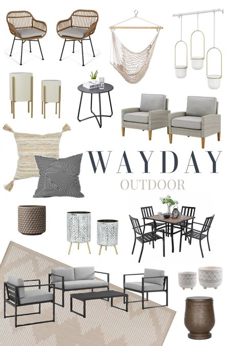 It's WAYDAY y'all!!! Check out these awesome outdoor sales! 😍🙌🏻 http://liketk.it/3e3jj #liketkit @liketoknow.it #LTKhome #LTKsalealert #LTKfamily