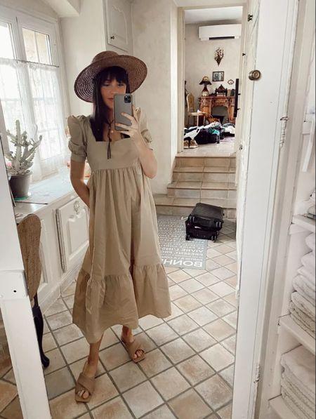 midi dress (wearing xs), maternity dress, bump style, fall dress    #LTKstyletip #LTKbump #LTKshoecrush