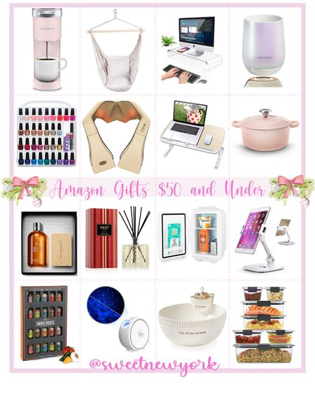 Amazon finds gift guide gifts $50 and under http://liketk.it/30Lud #liketkit @liketoknow.it #LTKunder50 #LTKhome #LTKfamily