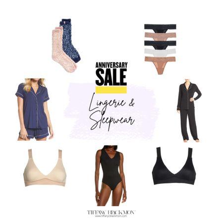 Fabulous lingerie & sleepwear finds from the Nordstrom Anniversary Sale!!!   #LTKSeasonal #LTKcurves #LTKsalealert